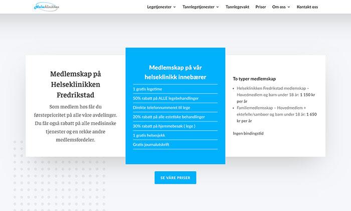 Hjemmeside for Fredrikstad Industrilakk 2