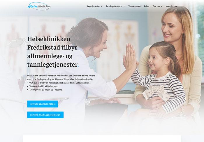 Hjemmeside for Fredrikstad Industrilakk 1